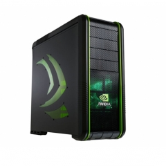 Кейс Cooler Master CM 690 II Advanced nVidia Edition