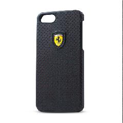Чехол для телефона iPhone 5  Ferrari New Challenge Full Perforated Hardcase FECHFPHCP5